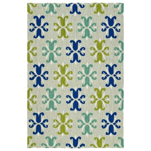 Stepanie Multi Indoor/Outdoor Area Rug by Winston Porter