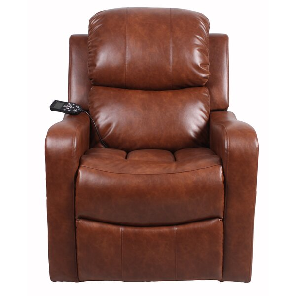 Carson Lift Assist Recliner by Therapedic