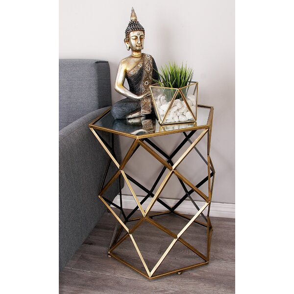 Kaitlin End Table by Cole & Grey