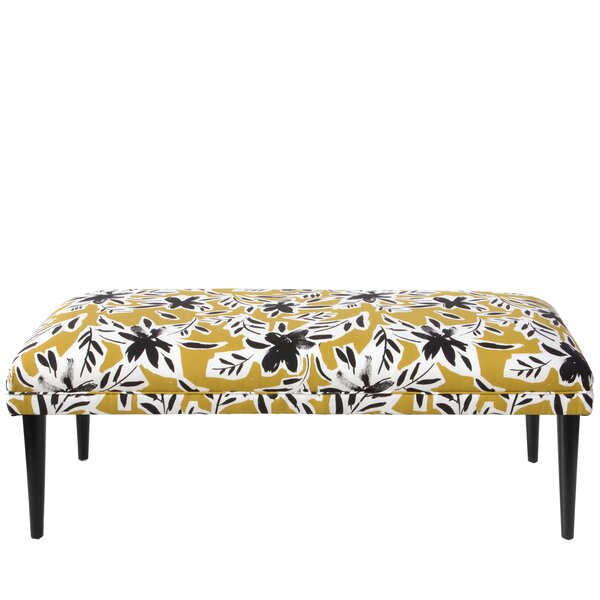 Grinstead Upholstered Bench by Ivy Bronx