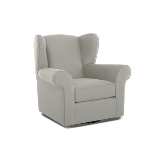 Online Reviews Dorsey Swivel Glider By Wayfair Custom Upholstery™