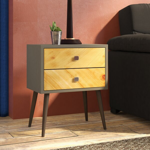 Tony End Table by Langley Street