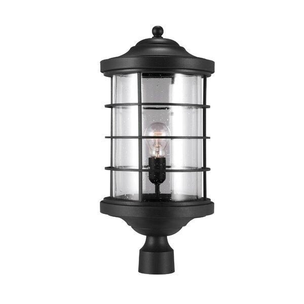 Newcastle Outdoor 1-Light Lantern Head by Breakwater Bay