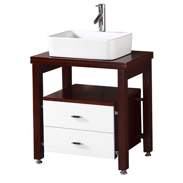 Remus 27 Single Bathroom Vanity Set by Orren Ellis