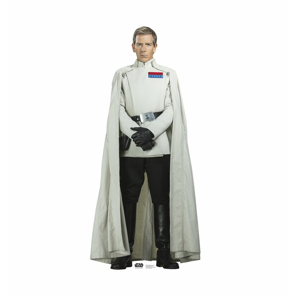 Star Wars Rogue One Director Orson Krennic™ Life-Sized Cardboard Cutout by Advanced Graphics