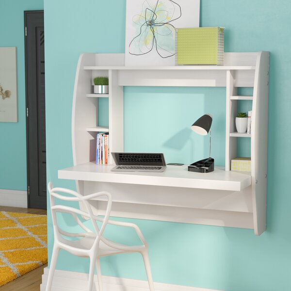 Cushing Floating Desk by Latitude Run