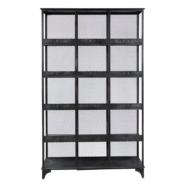 Sergei Standard Bookcase by 17 Stories
