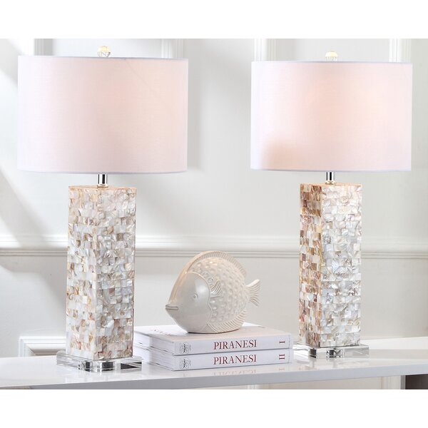 Jacoby 28.88 Table Lamp (Set of 2) by Safavieh