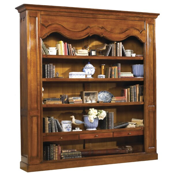 Cumberland Open Library Bookcase By Astoria Grand