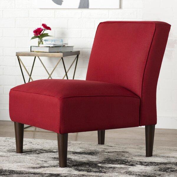 Slipper Chair by Brayden Studio Brayden Studio®