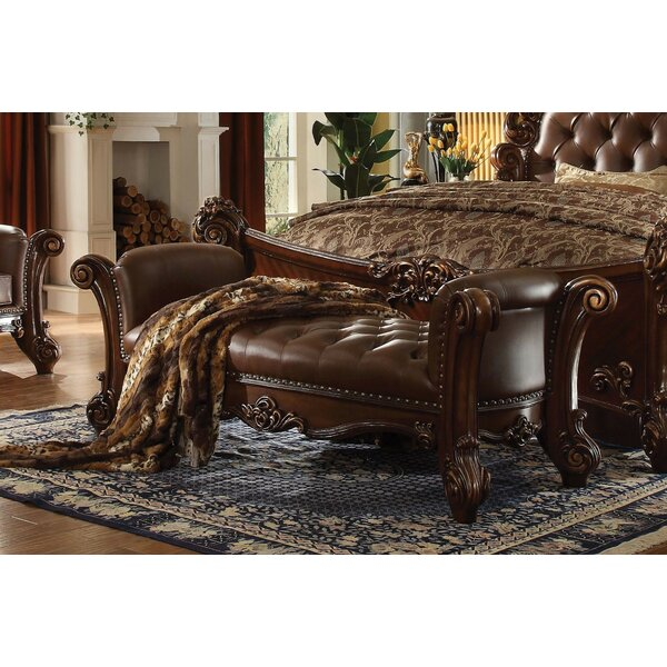 Frederika Vendome Upholstered Bench By Astoria Grand by Astoria Grand Best Choices