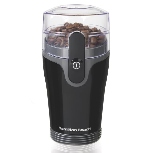 Fresh Electric Blade Coffee Grinder by Hamilton Beach