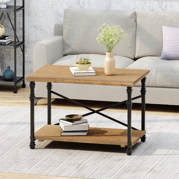 Moser Coffee Table By 17 Stories