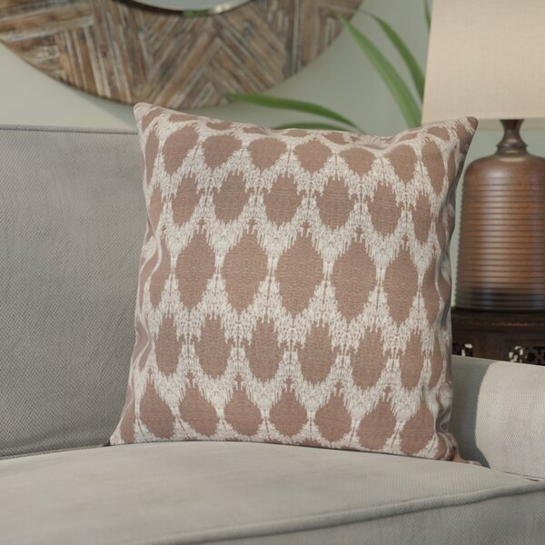 Lassiter Geometric Outdoor Throw Pillow by Bungalow Rose