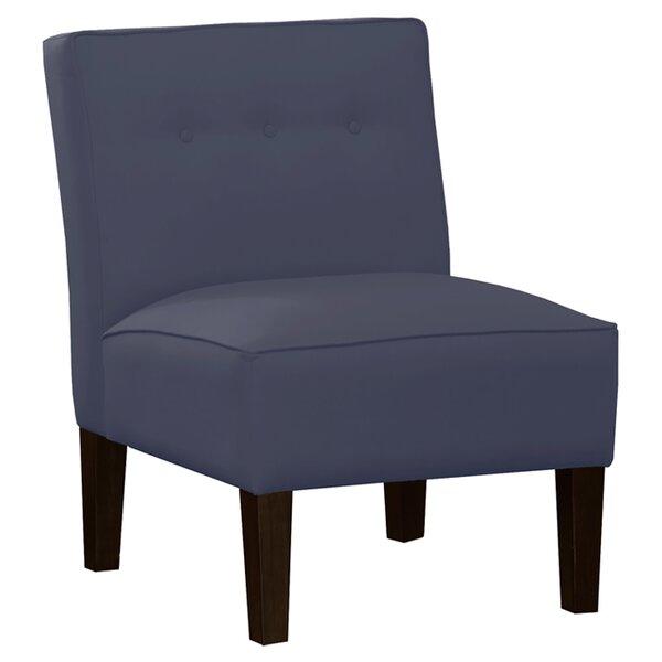 Garden Slipper Chair by Alcott Hill