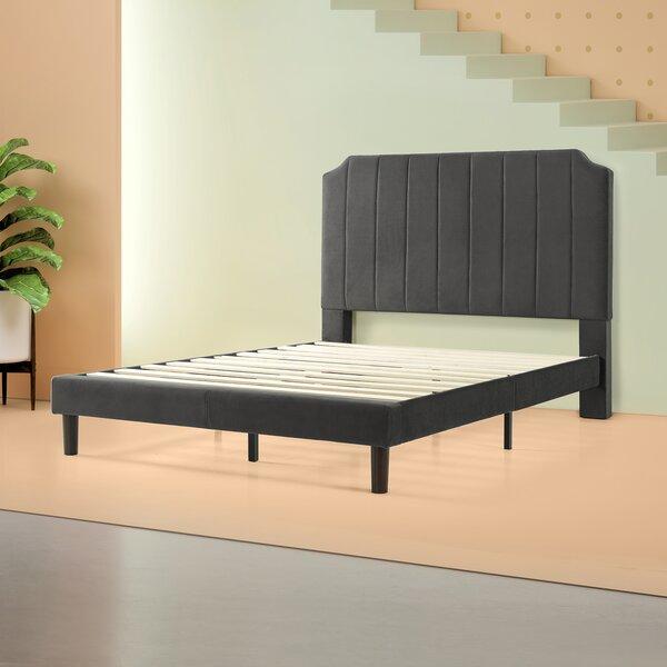 Hoyos Upholstered Platform Bed by Brayden Studio Brayden Studio