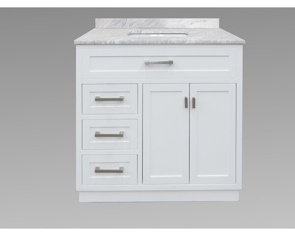 Montverde 36 Single Bathroom Vanity Set by Rosecliff Heights