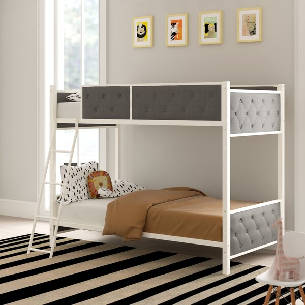 Aird Twin Over Twin Bunk Bed by Mack & Milo