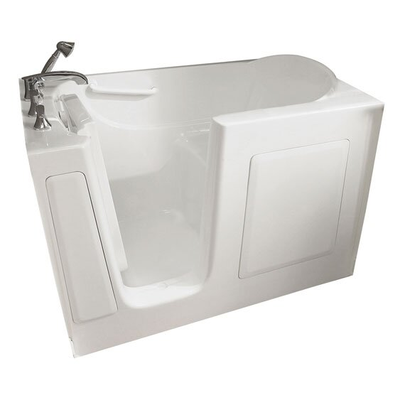 60 x 30 Drain Walk In Whirlpool Tub by American Standard