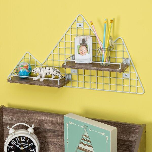 Kids Wall Shelf by Honey Can Do