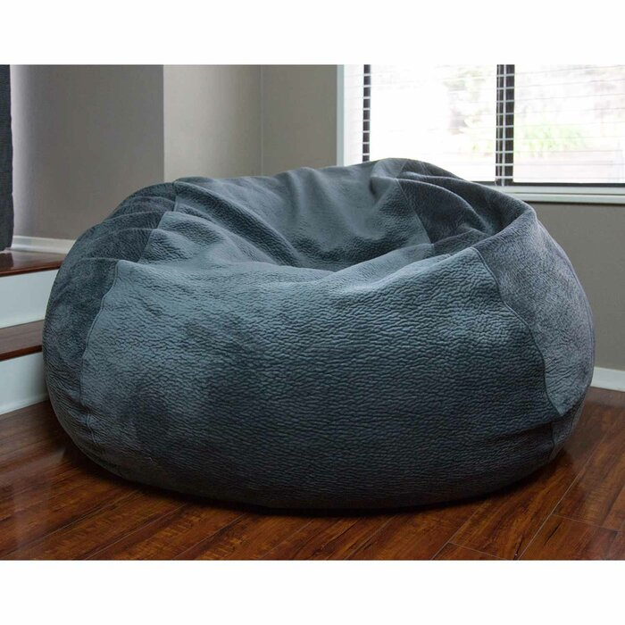 Pleasing Memory Foam Bean Bag Lounge Dailytribune Chair Design For Home Dailytribuneorg