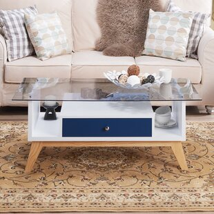 Levi Coffee Table with Storage