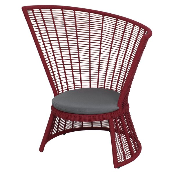 Archipelago Fernando De Noronha Patio Chair with Cushions by Seasonal Living