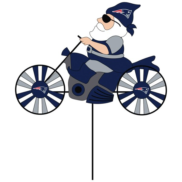 Motorcycle Wind Spinner by Evergreen Enterprises, Inc