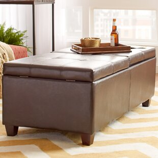 Falmouth Storage Ottoman by Andover Mills
