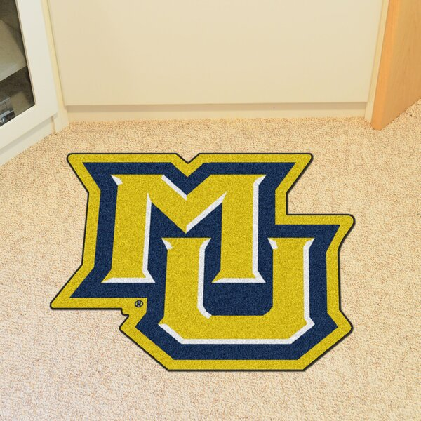 NCAA Marquette University Mascot Mat by FANMATS