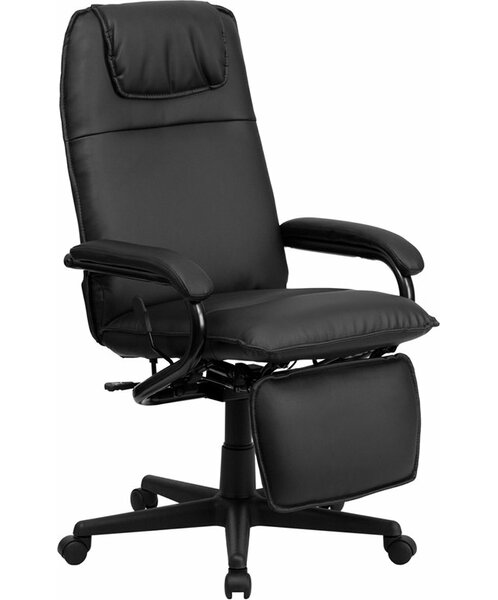 Kruger High-Back Executive Chair by Symple Stuff