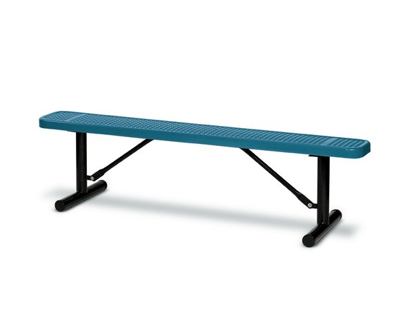 Signature Series Iron Picnic Bench by Wabash Valley