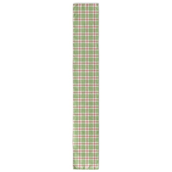 Pascual Plaid Table Runner by Darby Home Co
