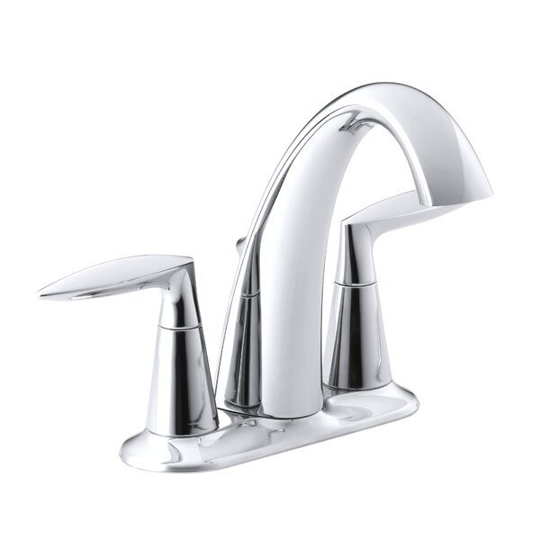 Alteo Centerset Bathroom Sink Faucet by Kohler