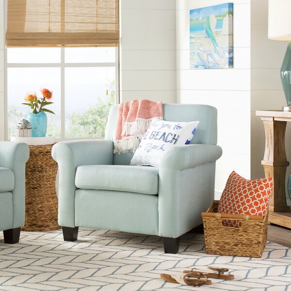 Shailene Armchair by Beachcrest Home