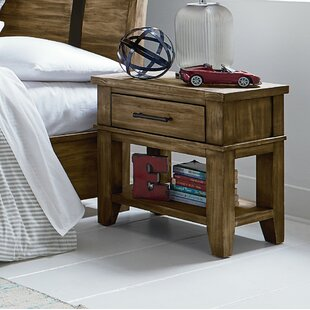 Bargain Nelson Youth 2 Drawer Nightstand ByStandard Furniture