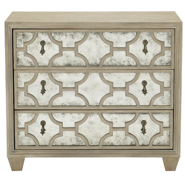 Santa Barbara 3 Drawer Nightstand by Bernhardt