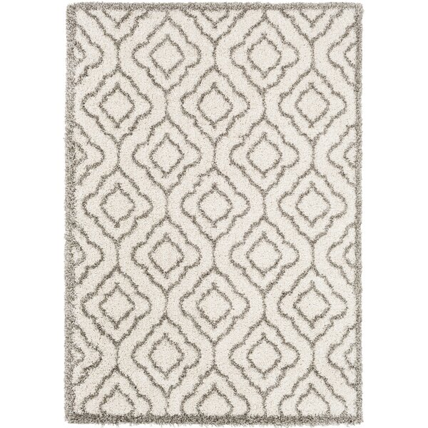 Lawing Brown/Taupe Area Rug by House of Hampton