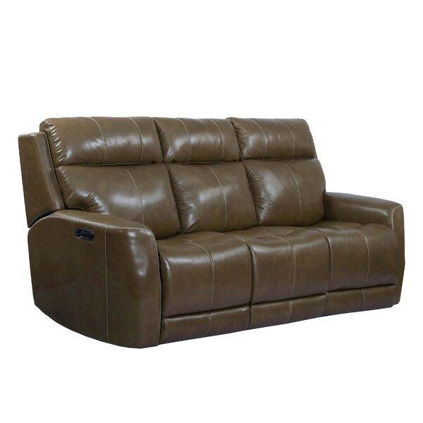 Amaya Reclining Sofa By Winston Porter