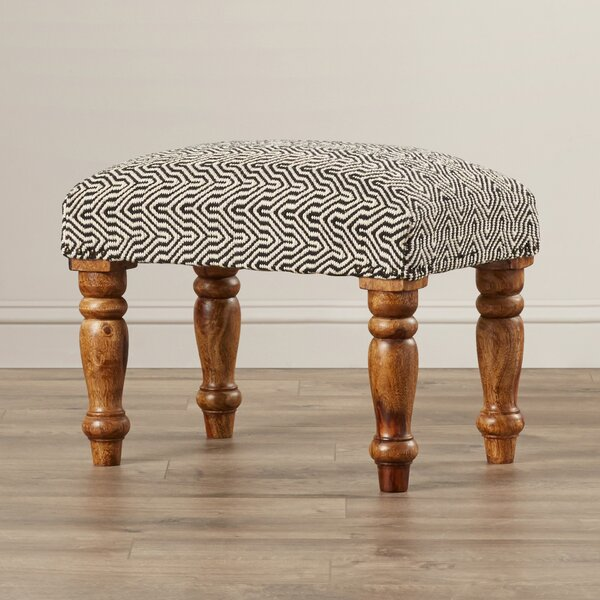 Manto Ottoman by Bungalow Rose