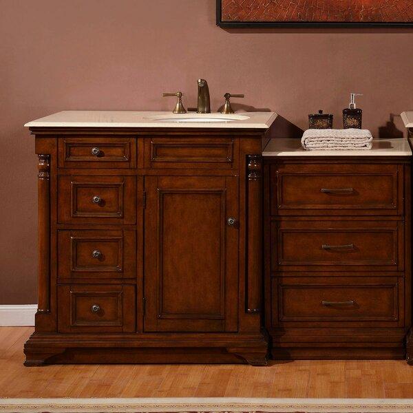 58 Single Bathroom Vanity Set by Astoria Grand
