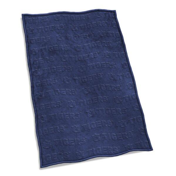 NCAA Velvet Plush Blanket by Logo Brands