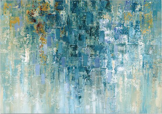 I Love The Rain Painting Print On Wrapped Canvas By Ebern Designs.