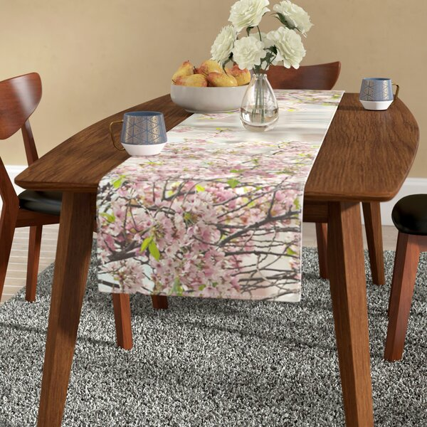Sylvia Cook Dream Table Runner by East Urban Home