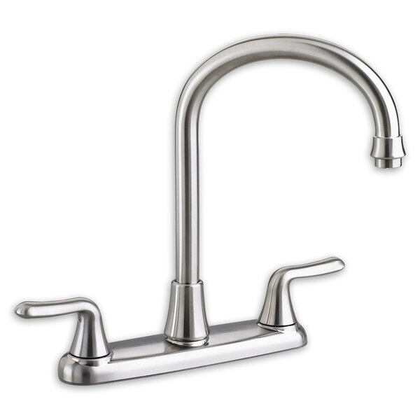 Colony Soft Double Handle Kitchen Faucet by American Standard