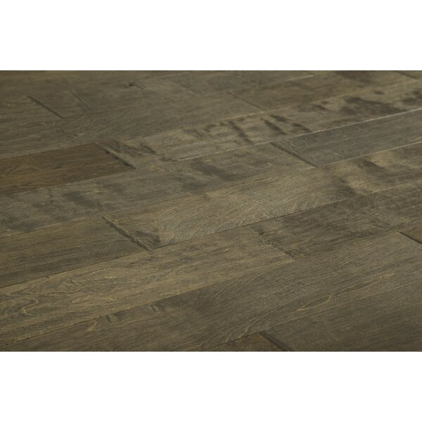 Myth 5 Engineered Birch Hardwood Flooring in Monroe by Myfuncorp