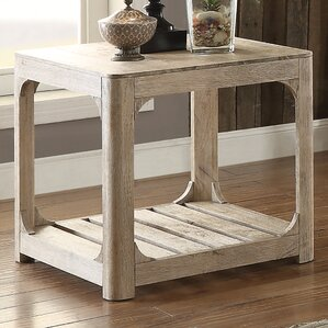 Hartford End Table by Anthony California
