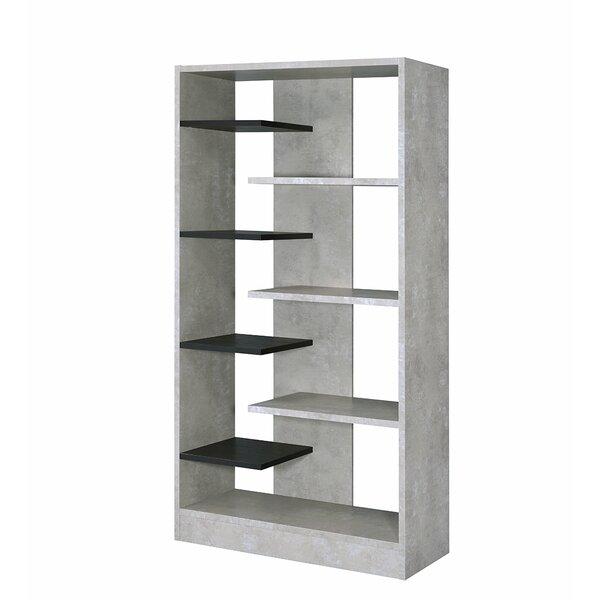 Kilian geometric Bookcase by Orren Ellis Orren Ellis