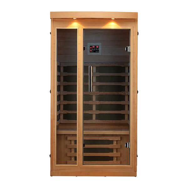 1 Person FAR Infrared Sauna by Canadian Spa Co