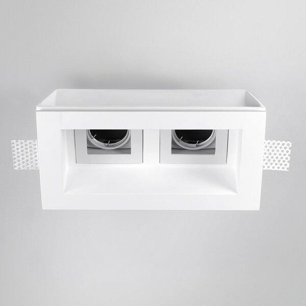 Invisibli Adjustable LED Recessed Trim by ZANEEN design